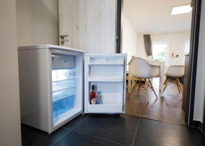 Lednice v apartmánu Bratislavská